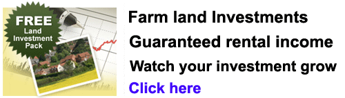 Farm land Investments